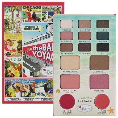 The Balm Voyage Vol 2 Palette