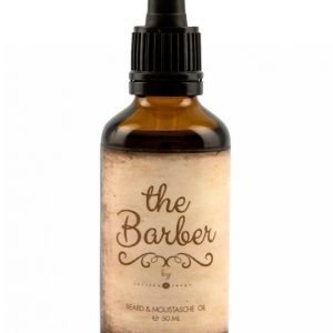 The Barber Beard And Mustache Oil 50 Ml Partaöljy