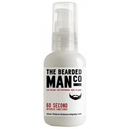 The Bearded Man Company 60 Second Intensive Conditioner