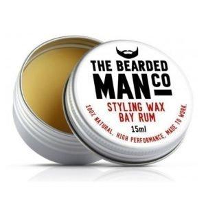 The Bearded Man Company Bay Rum