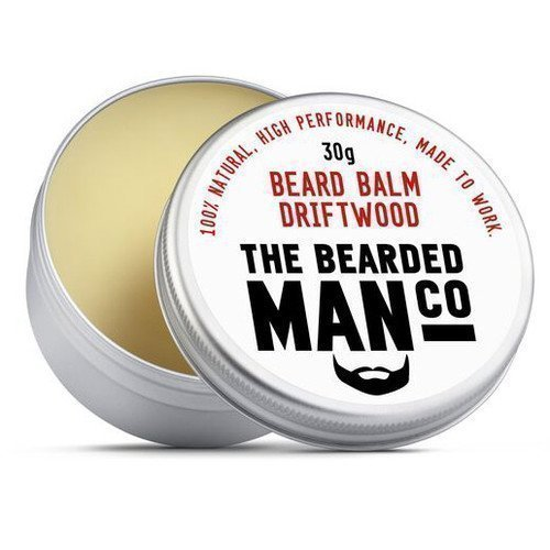 The Bearded Man Company Beard Balm Sandalwood
