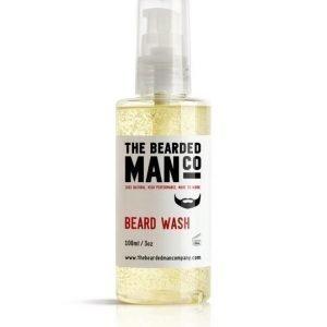 The Bearded Man Company Beard Wash