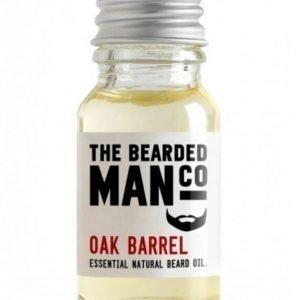 The Bearded Man Company Oak Barrel