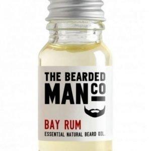 The Bearded Man Company Oil Bay Rum