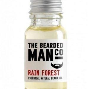 The Bearded Man Company Rain Forrest