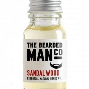 The Bearded Man Company Sandalwood