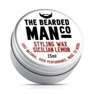 The Bearded Man Company Sicilian Lemon