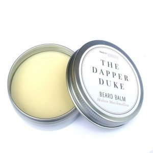 The Dapper Duke Molten Marshmallow Beard Balm