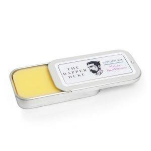 The Dapper Duke Moustache Wax - Tin
