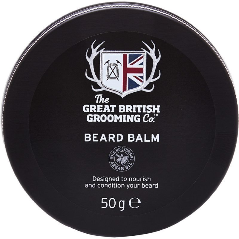 The Great British Grooming Co. Beard Balm 50g
