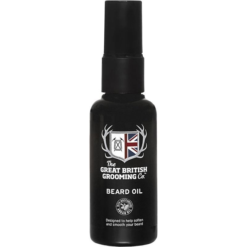 The Great British Grooming Co. Beard Oil 75ml