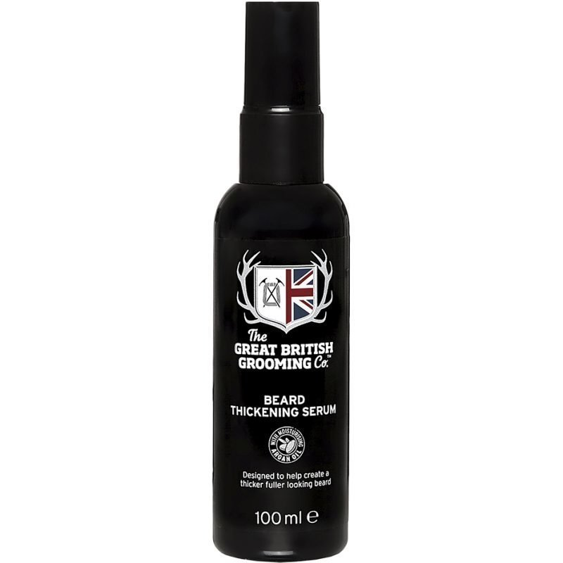 The Great British Grooming Co. Beard Thickening Serum 100ml