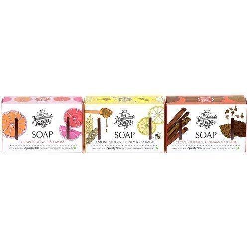 The Handmade Soap 3 Pack Citrus Soap