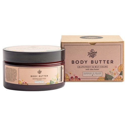 The Handmade Soap Body Butter Grapefruit & May Chang