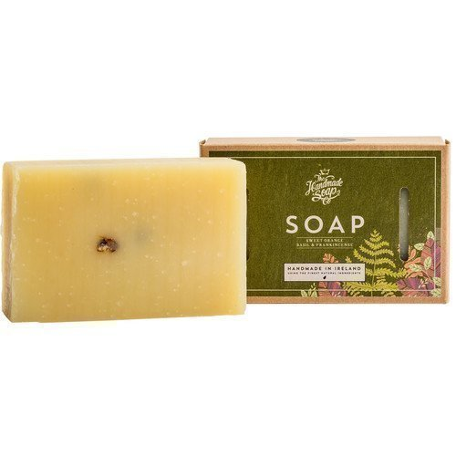 The Handmade Soap Gardener's Soap Juniper Lemongrass & Ground Oatmeal
