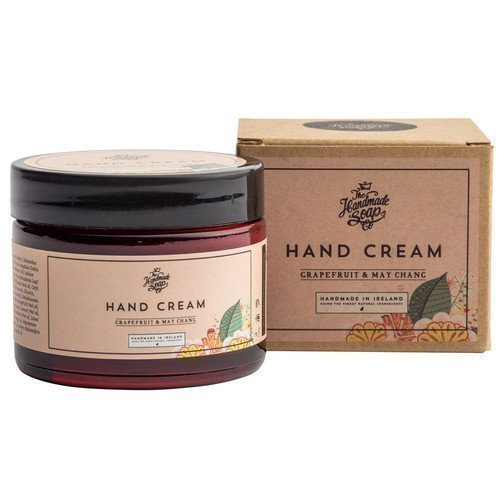 The Handmade Soap Hand Cream Grapefruit & May Chang