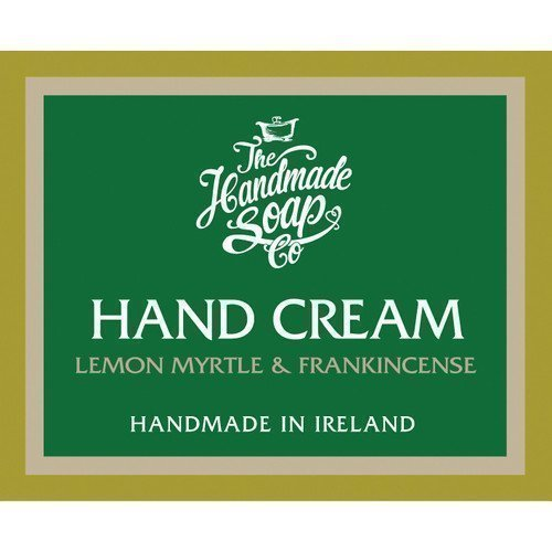 The Handmade Soap Hand Cream Lemon Myrtle & Frankincense