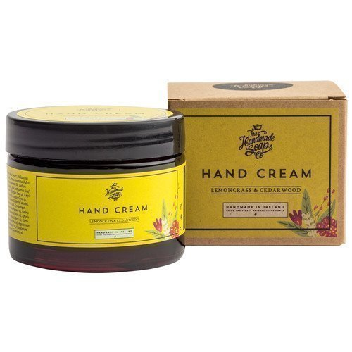 The Handmade Soap Hand Cream Lemongrass & Cedarwood