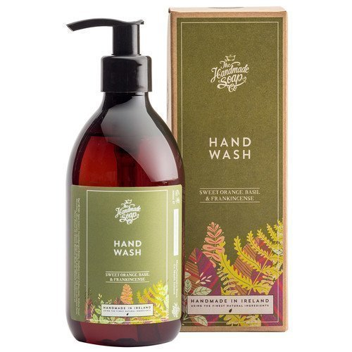 The Handmade Soap Hand Wash Basil & Sweet Orange