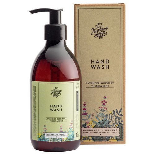 The Handmade Soap Hand Wash Lavender Rosemary & Mint