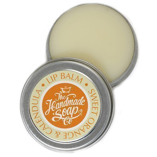 The Handmade Soap Lip Balm Sweet Orange & Calendula