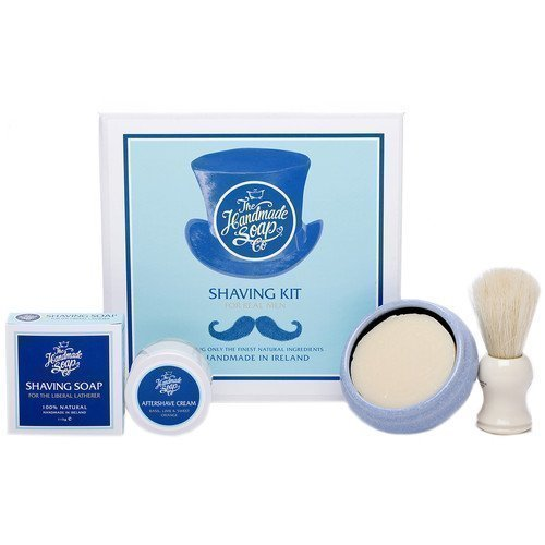 The Handmade Soap Shaving Kit