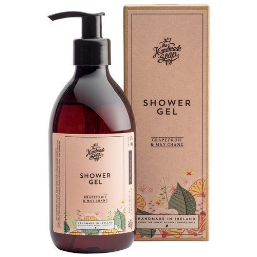 The Handmade Soap Shower Gel Grapefruit & May Chang