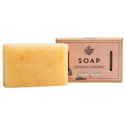 The Handmade Soap Soap Grapefruit & Irish Moss