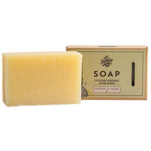 The Handmade Soap Soap Lavender Rosemary & Mint