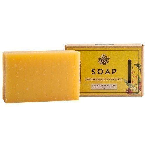 The Handmade Soap Soap Lemongrass & Cedarwood