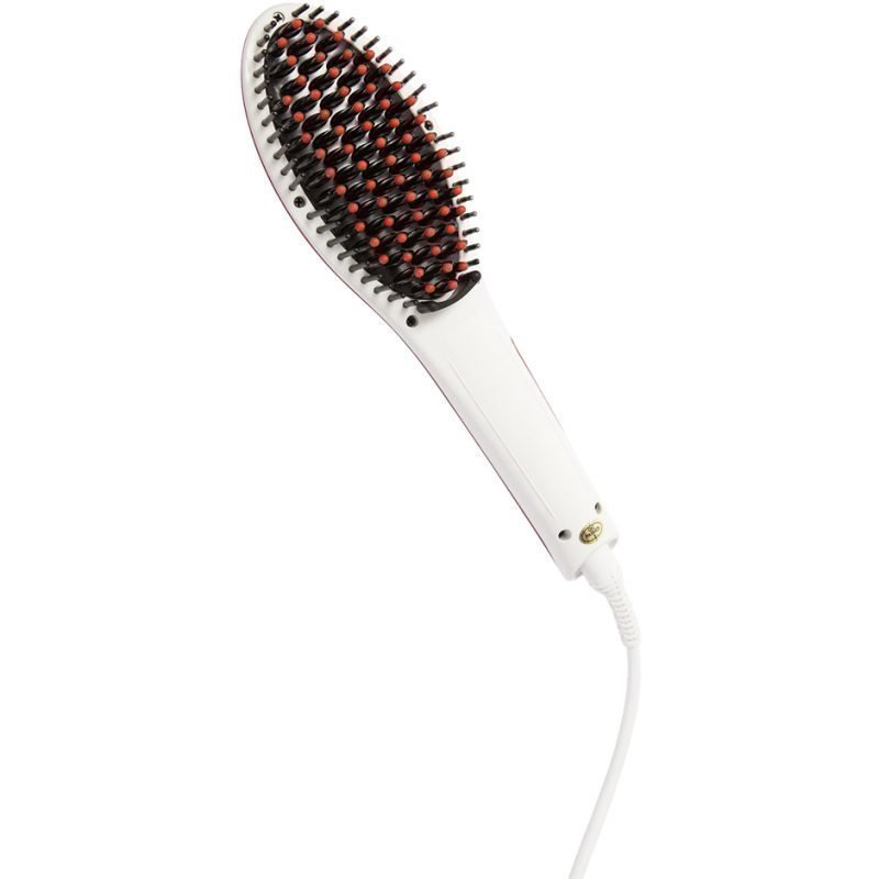 The Hot Brush The Hot Brush White