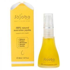 The Jojoba Company 100% Natural Australian Jojoba Oil 30 Ml