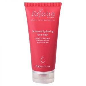 The Jojoba Company Botanical Hydrating Face Mask 80 Ml
