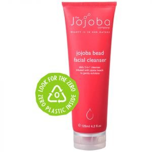 The Jojoba Company Jojoba Bead Facial Cleanser 125 Ml