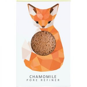 The Konjac Sponge Company Woodland Fox Pure Konjac Mini Pore Refiner Chamomile 12 G