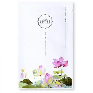 The Lotus Jeju Moisturisation And Wrinkle Treatment Step 3