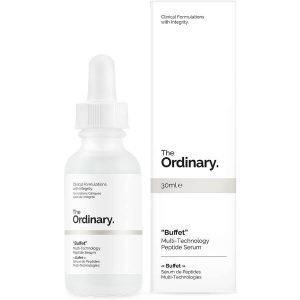 The Ordinary Buffet Multi-Technology Peptide Serum 30 Ml