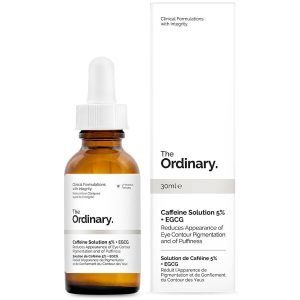 The Ordinary Caffeine Solution 5% + Egcg 30 Ml