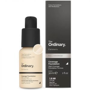 The Ordinary Coverage Foundation By The Ordinary Colours 30 Ml Various Shades 1.1n