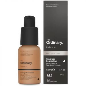 The Ordinary Coverage Foundation With Spf 15 By The Ordinary Colours 30 Ml Various Shades 3.1r