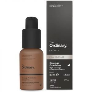 The Ordinary Coverage Foundation With Spf 15 By The Ordinary Colours 30 Ml Various Shades 3.2r