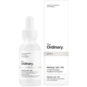 The Ordinary Matrixyl 10% + Ha High Strength Peptide Formulation 30 Ml