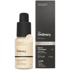 The Ordinary Serum Foundation With Spf 15 By The Ordinary Colours 30 Ml Various Shades 1.0ns