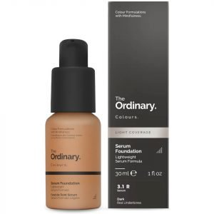 The Ordinary Serum Foundation With Spf 15 By The Ordinary Colours 30 Ml Various Shades 3.1r