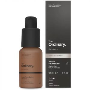 The Ordinary Serum Foundation With Spf 15 By The Ordinary Colours 30 Ml Various Shades 3.2r