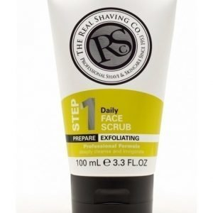 The Real Shave CO. Daily Face Scrub
