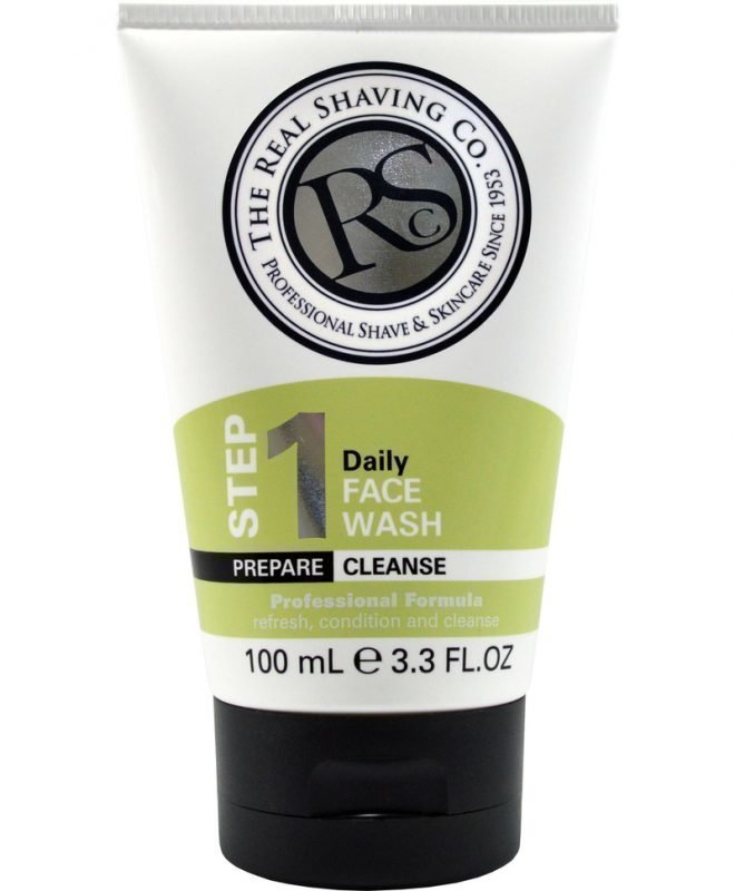 The Real Shave CO. Face Wash