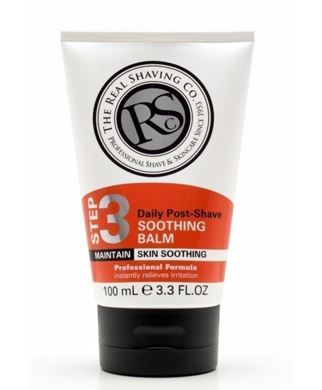 The Real Shave CO. Post Shave Soothing Balm