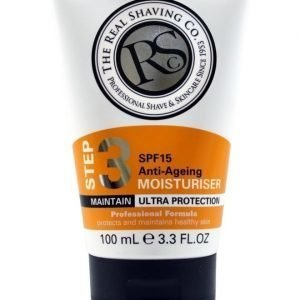 The Real Shave CO. SPF15 Anti-ageing Moisturiser