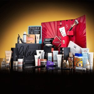The Ultimate Black Friday Bundle Advent Calendar & Back For Black Limited Edition Beauty Box